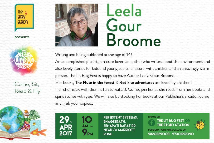 Leela Gour Broome