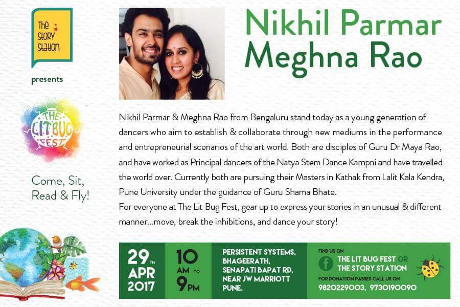 Nikhil Parmar Meghna Rao
