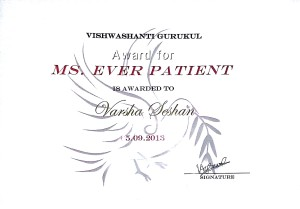 Ms. Ever Patient
