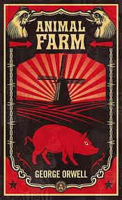 Animal Farm book cover