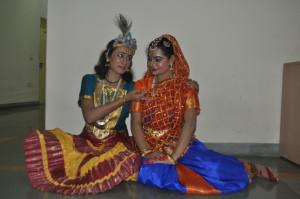 Krishna - Radha picture