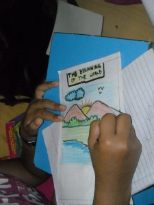 Reading Workshop activities