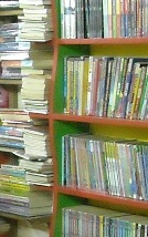 The World of Books - Friends Library