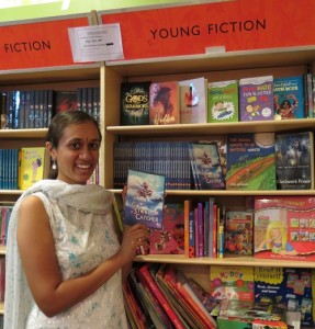 Varsha Seshan at Crossword, Mulund