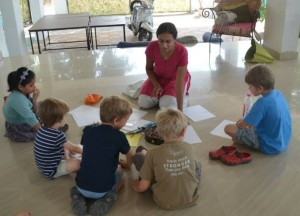 Storytelling at The Cultural Centre