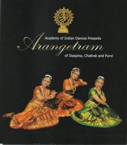 Chaitrali Diya Purvi Arangetram