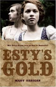 Esty's Gold book cover