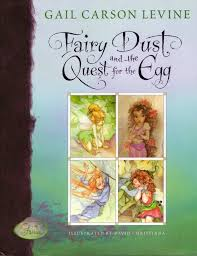 Fairy Dust and the Quest for the Egg book cover