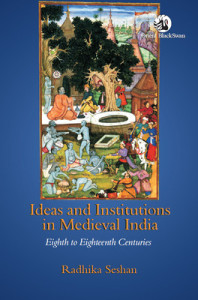 "Buy ""Ideas and Institutions in Medieval India"" on Amazon"