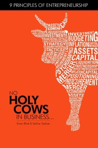 "Buy ""No Holy Cows in Business"" on Amazon"