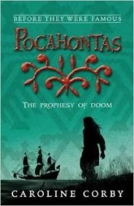 Pocahontas book cover