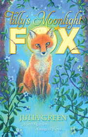 Tilly Moonlight Fox book cover