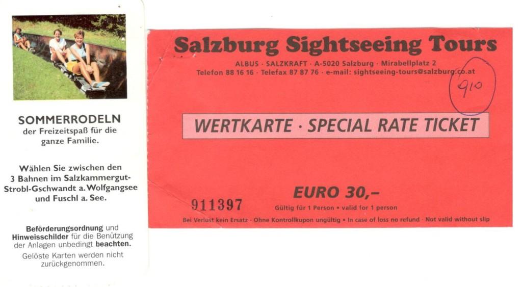 Salzburg - The Sound of Music