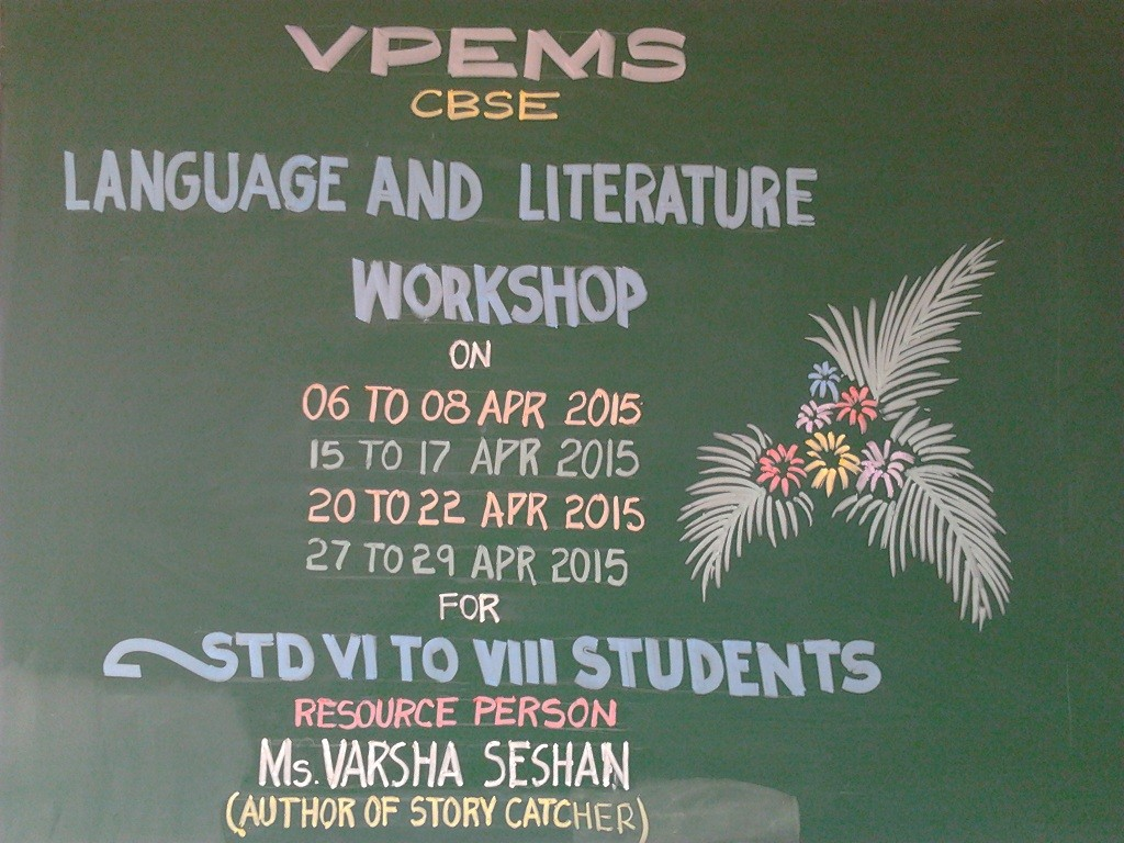 Language and Literature Workshops