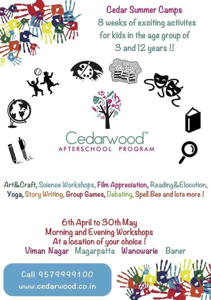Summer Camp Cedarwood