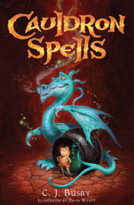 "Buy ""Cauldron Spells"" on Amazon"