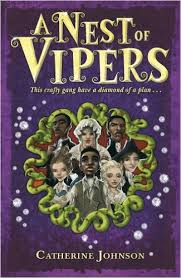 A Nest of Vipers book cover