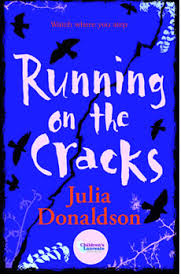 Buy Running on the Cracks on Amazon