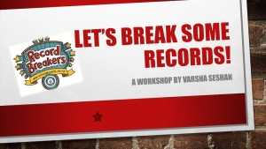 Record-breakers