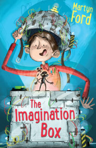 The Imagination Box book cover