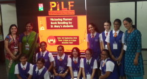 Flickering Flames at PILF 2016