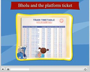 Bholu aur Platform Ticket multimedia