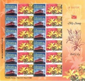 Duronto Stamp