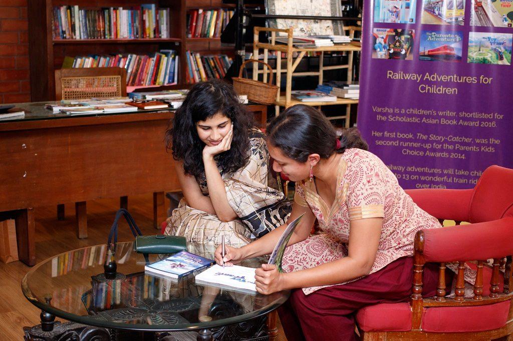 Book Launch at Atta Galatta