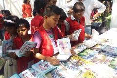 Reading a few Hindi books