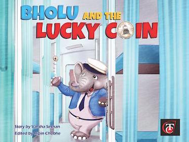 Bholu and the Lucky Coin