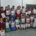 Reading Challenge at Dr Kalmadi Shamrao High School