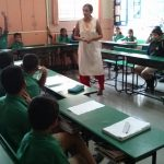 Creative Writing at Vidya Valley School