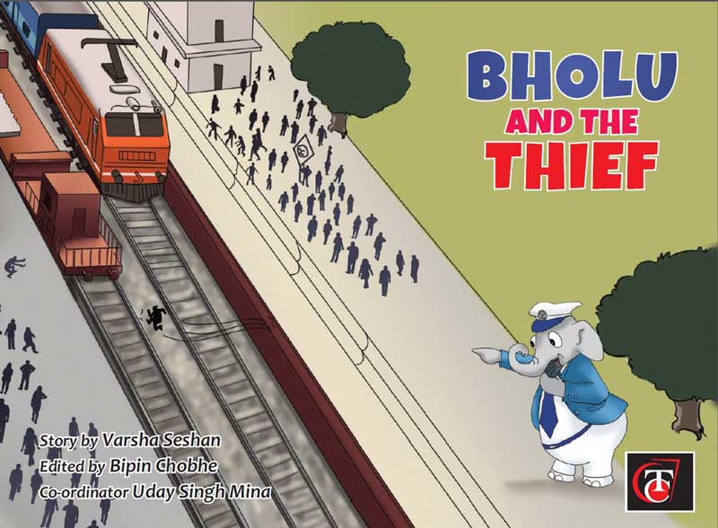 Bholu and the Thief by Varsha Seshan
