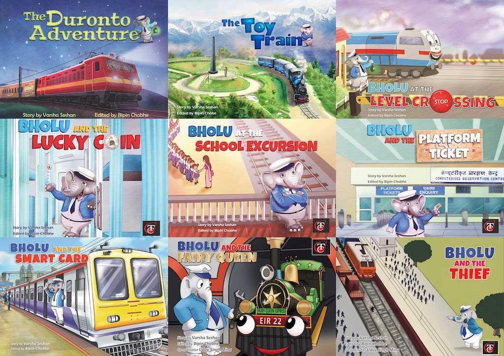 Varsha's Published Books