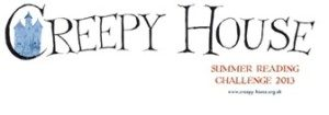 The workshops I conducted for the Creepy House Reading Challenge