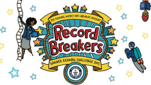 One of my favourite Record Breakers Reading Challenge books