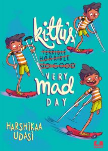 Buy Kittu's Very Mad Day on Amazon