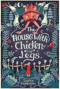 Buy The House with Chicken Legs on Amazon