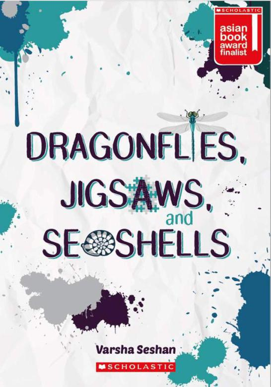 Dragonflies, Jigsaws, and Seashells book cover
