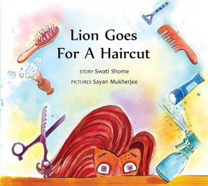Buy Lion Goes for a Haircut on Amazon