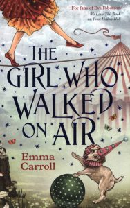 Buy The Girl Who Walked on Air on Amazon