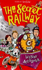 Buy The Secret Railway on Amazon
