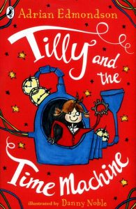 Buy Tilly and the Time Machine on Amazon