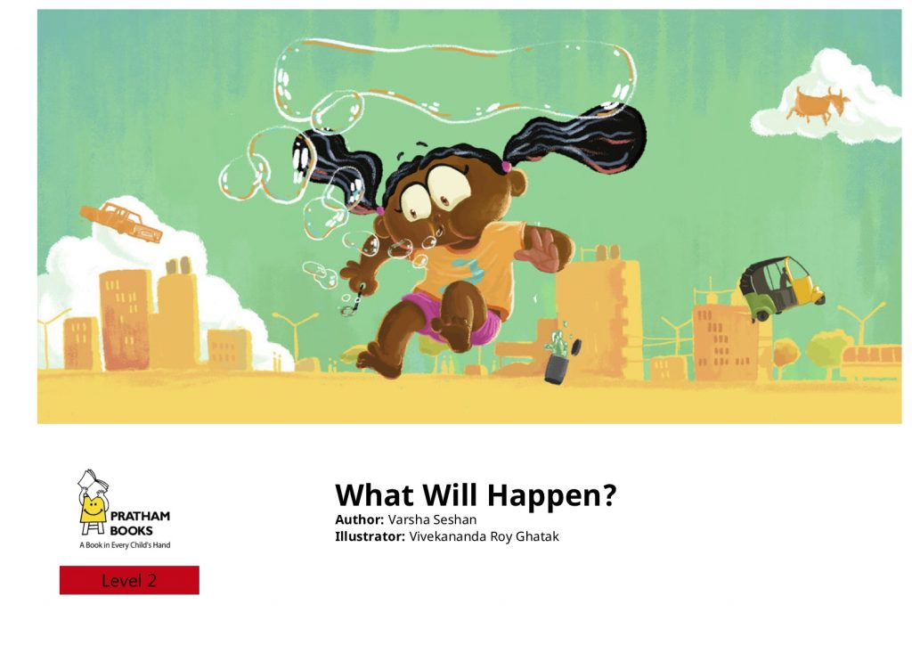 What Will Happen? - published by StoryWeaver