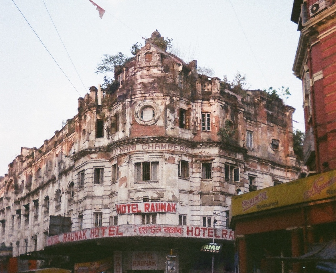 Old building, Kolkata
