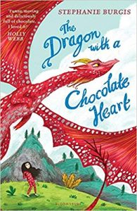 Buy The Dragon with a Chocolate Heart on Amazon
