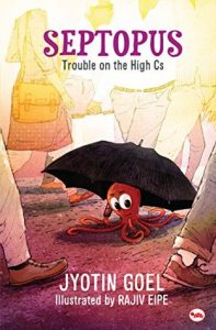 Septopus: Trouble on the High Cs book cover Buy it on Amazon