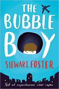 The Bubble Boy book cover - Buy the Kindle edition