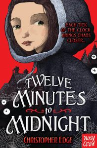 Twelve Minutes to Midnight book cover Buy the Kindle edition