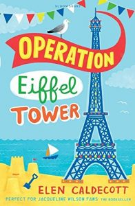 Operation Eiffel Tower book cover - buy the book on Amazon